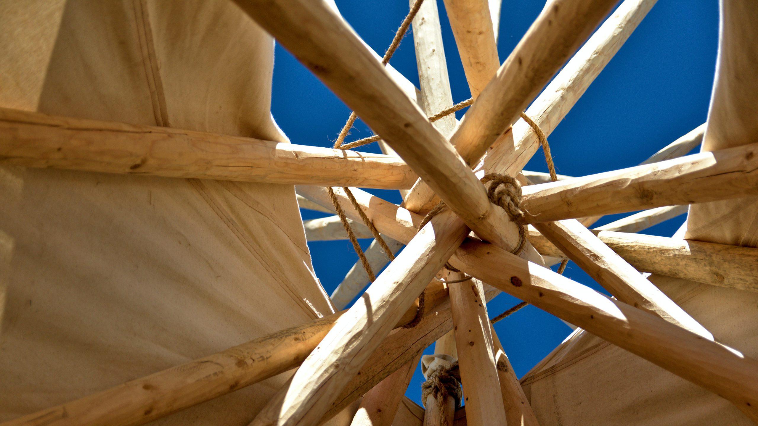 Jak poprawnie łączyć drewno konstrukcyjne?